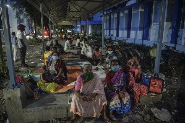 Dodentol stijgt tot 192 na moessonregens India, 25 mensen zijn nog vermist