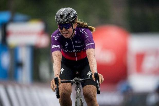 Baloise Ladies Tour - Lonneke Uneken wint slotrit in massasprint, Lisa Klein is eindlaureate