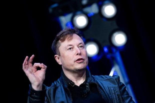 Tesla-topman Musk krijgt miljoenenbonus