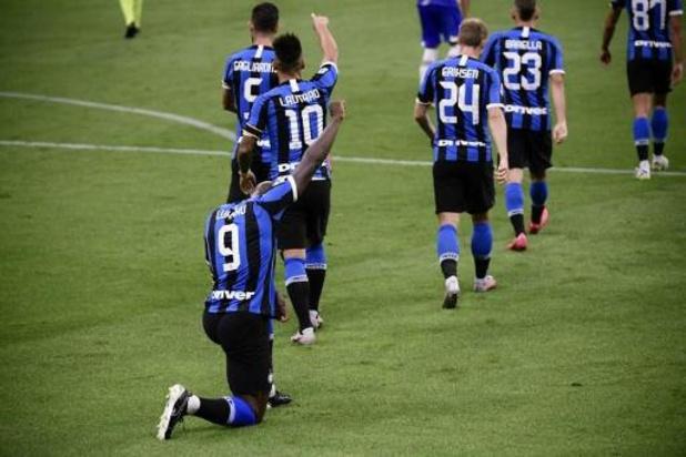Belgen in het buitenland - Romelu Lukaku is het scoren niet verleerd