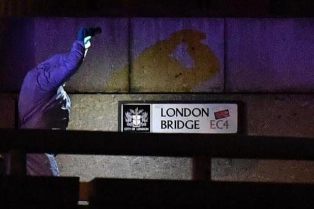 Une attaque au couteau fait deux morts à Londres