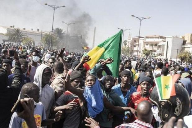 """Tensions au Sénégal - Sénégal: Sonko appelle à une mobilisation """"beaucoup plus importante"""" mais """"pacifique"""""""