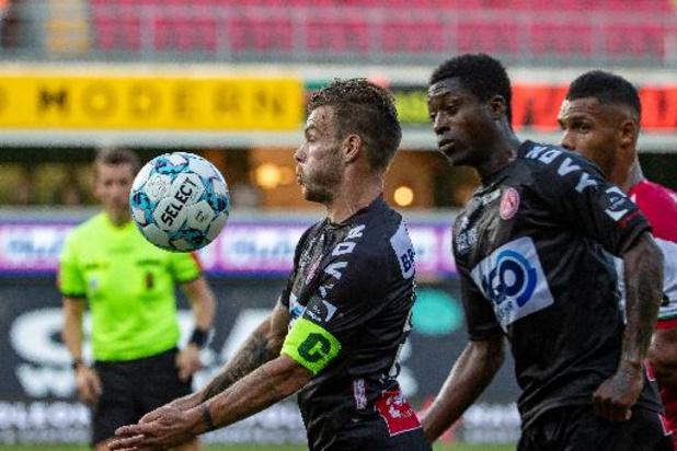 Jupiler Pro League - Toujours pas de victoire à domicile pour Zulte qui partage face à Courtrai