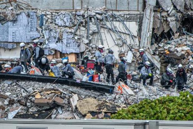 Dodental loopt op tot 16 na ingestort gebouw bij Miami Beach