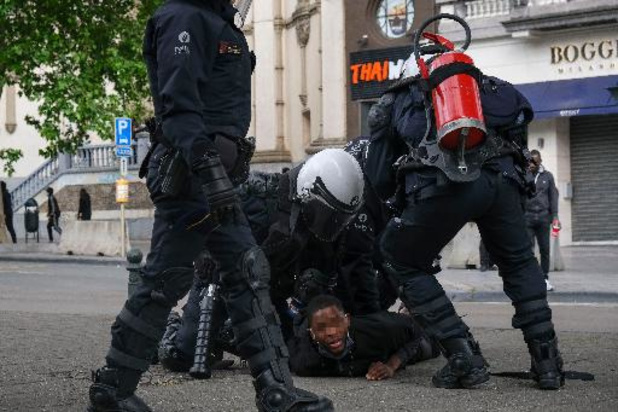 Les violences policières et le profilage en Belgique préoccupent un comité de l'ONU