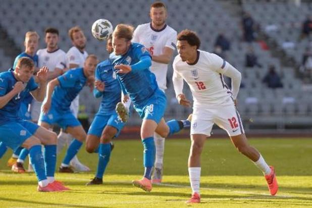 Le match Angleterre-Islande pourrait ne pas avoir lieu