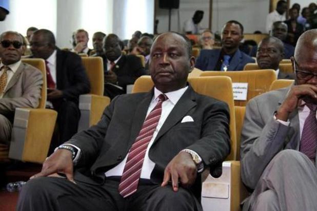 Présidentielle en Centrafrique: l'ex-président Bozizé annonce sa candidature