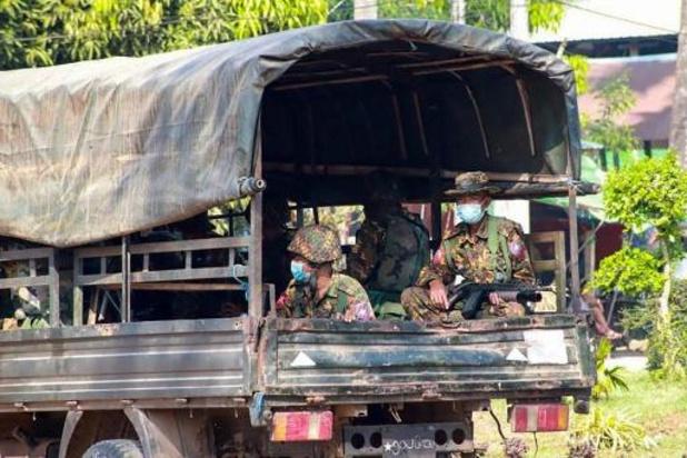 Birmanie: 25 morts lors d'affrontements entre l'armée et des opposants