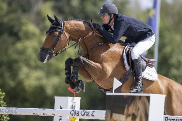 CSI5 Saint-Tropez - Belgisch kampioen Jos Verlooy vierde in Saint-Tropez