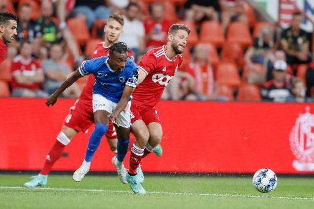 Jupiler Pro League - Eden Shamir (Standard) prêté avec option d'achat au Maccabi Tel Aviv