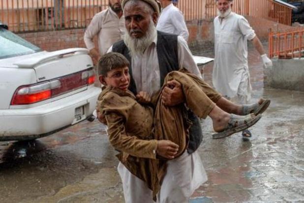 Dodental van ontploffing in moskee in Afghanistan loopt op tot zeventig