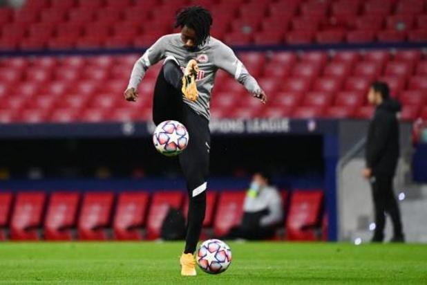 Le médian Ghanéen Ashimeru prêté par le Red Bull Salzbourg à Anderlecht