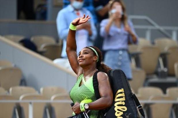 Roland-Garros - Serena Williams éliminée en huitièmes de finale par Elena Rybakina