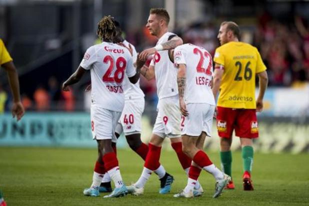 Jupiler Pro League - Leider Standard laat geen punten liggen in Oostende