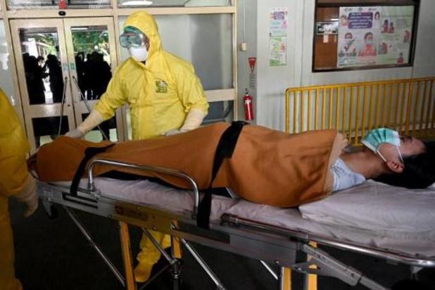 Le Covid-19 troisième cause de décès aux Etats-Unis en 2020