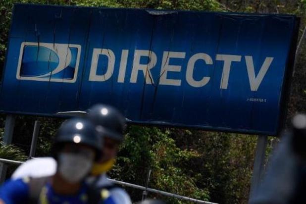 Des dirigeants du média DirecTV arrêtés après une mise hors antenne au Venezuela