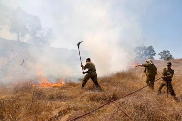 Israël valt opnieuw doelwitten aan in Gazastrook na aanvallen met brandballonnen