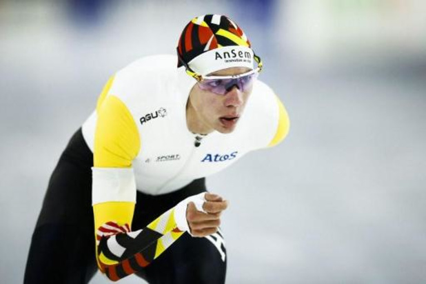 WK schaatsen - Bart Swings negende halverwege WK allround