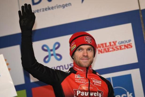 Eli Iserbyt verlengt contract bij Pauwels Sauzen-Bingoal
