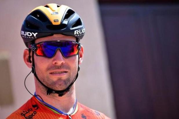 L'ancien roi du sprint le Britannique Mark Cavendish a dû vaincre une dépression
