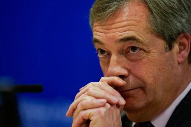 Nigel Farage tovert Brexit Party om tot anti-lockdown-partij