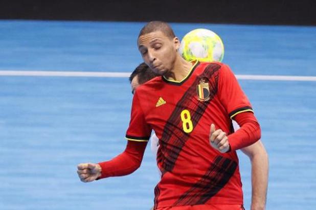 La Belgique s'incline 4-3 au Monténégro