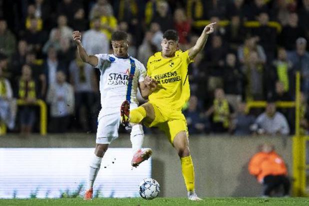 1B Pro League - Le Lierse fait le travail et s'impose contre un Waasland-Beveren réduit à 10