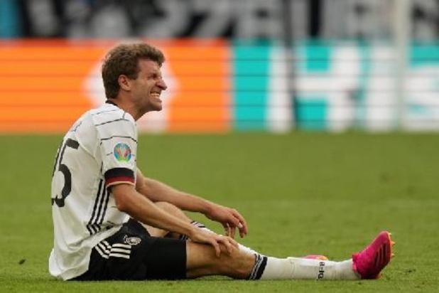 Hummels et Gündogan de retour à l'entraînement avec l'Allemagne, pas encore Müller