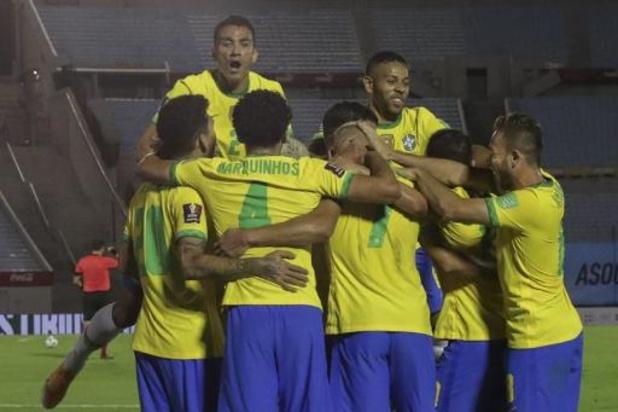 Brazilië, Argentinië en Ecuador boeken zege