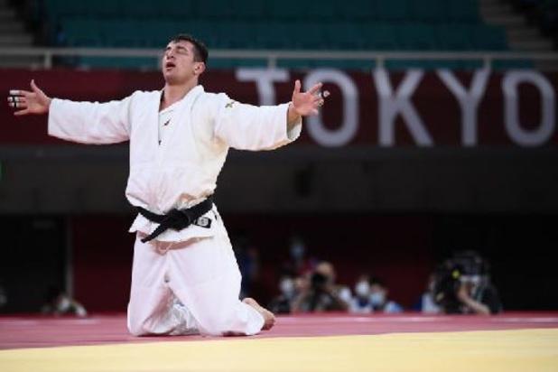 Judo: Premier titre olympique pour le Géorgien Bekauri