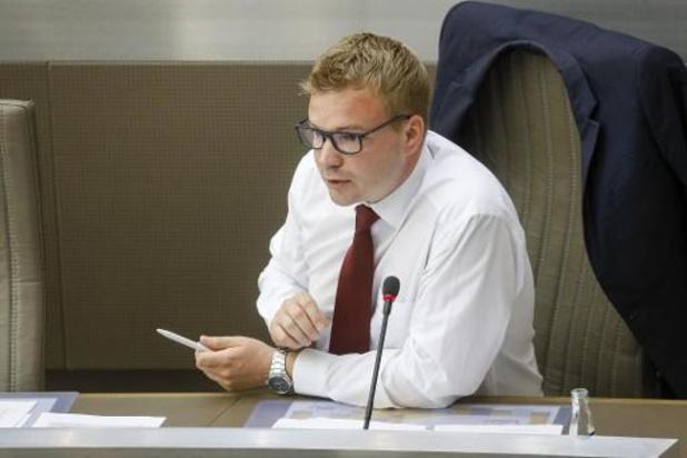 VRT vindt klacht Vlaams Belang over stream persconferentie El Kaouakibi onterecht