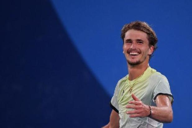 ATP Cincinnati - Alexander Zverev domine Rublev en finale, en moins d'une heure