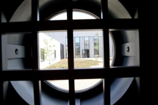 Une grève de 24h00 à la prison de Leuze-en-Hainaut après un coup de couteau