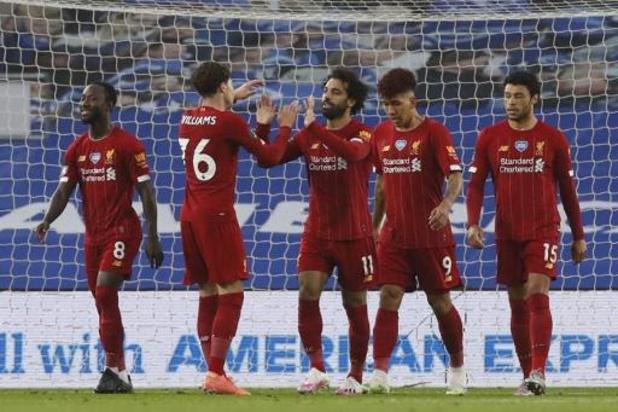 Les Reds soulèveront le trophée de Premier League au coeur du Kop le 22 juillet