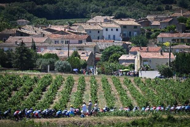 Tour de France: une 14e étape à l'avantage des baroudeurs samedi