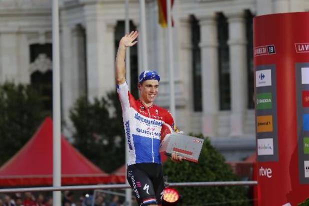 Fabio Jakobsen maakt zijn comeback