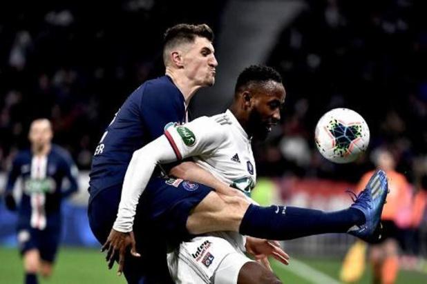 Belgen in het buitenland - Thomas Meunier speelt geen Champions League meer met PSG