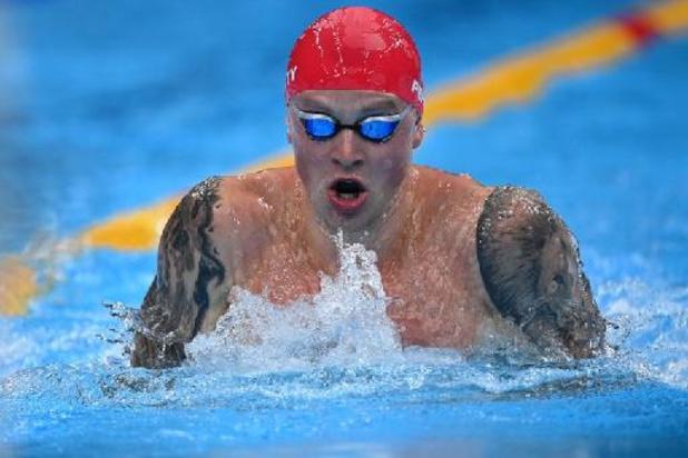 OS 2020 - Adam Peaty verlengt titel op 100 meter schoolslag
