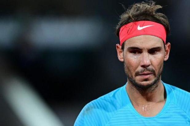 """Roland-Garros : """"Il fait trop froid pour jouer"""", répète Nadal"""