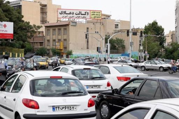 Demonstraties in Teheran na nieuwe stroomuitval