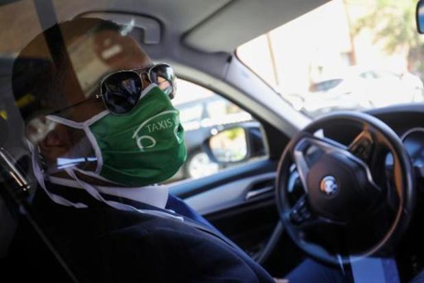 Les chauffeurs indépendants de la centrale des Taxis verts entrent en grève