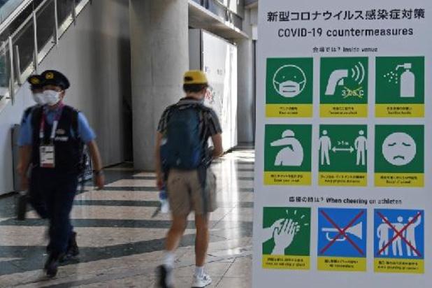 Opnieuw recordaantal besmettingen in olympische gaststad Tokio