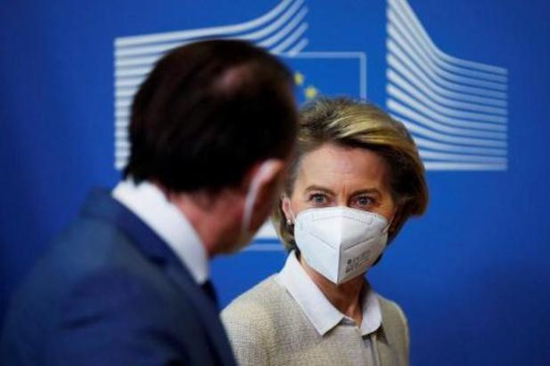 Europese Commissie bestelt nog 200 miljoen dosissen van vaccin Pfizer en BioNTech
