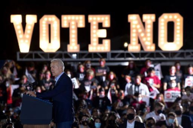 Referendum beslist over lot gouverneur Californië