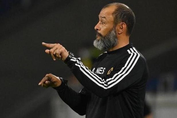 Premier League - Wolverhampton prolonge son entraîneur Nuno Espirito Santo