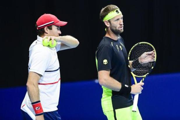 John Peers et Michael Venus premiers finalistes en double de l'European Open