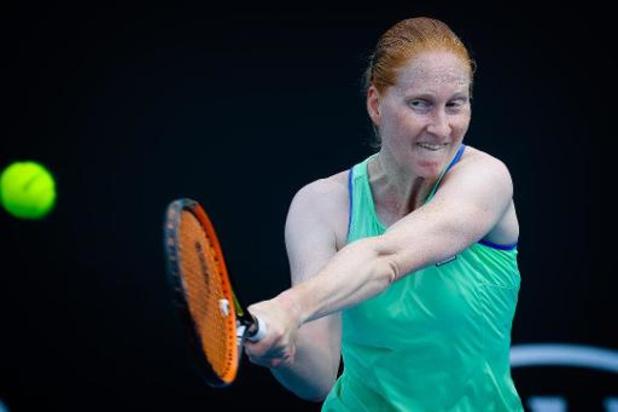 WTA Sint-Petersburg: Alison Van Uytvanck buigt in drie sets voor Kvitova