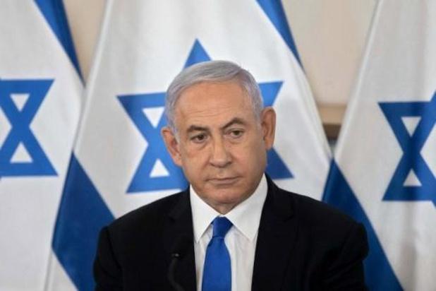 """Operatie in Gazastrook """"uitzonderlijk succes"""", zegt Netanyahu"""