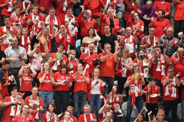Champions League volley (m) - Maaseik stunt tegen topclub Zenit Kazan