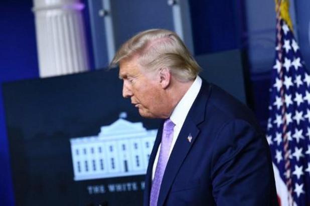 Rechter eist van campagne-Trump bewijzen dat briefstemmen fraude in de hand werkt